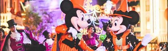 Disneyland California Adventure Park - Halloween